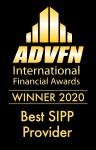 ADVFN-Best-SIPP-Provider-2020 award