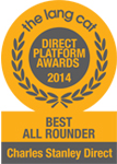 Best All Rounder - Direct Platform Awards 2014