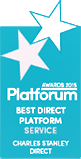 Best Direct Platform Service - The Platforum Awards 2015