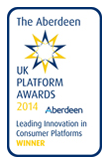 Aberdeen UK Platform Award 2014