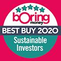 Boring Money - Sustainable Investors 2020