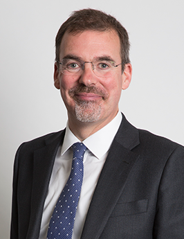 John Porteous, Group Head of Distribution - Charles Stanley