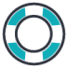 life-ring help icon